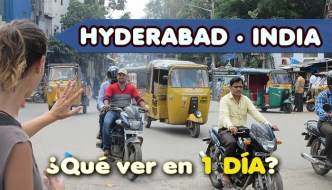 Qué ver en Hyderabad en un día Sur de India