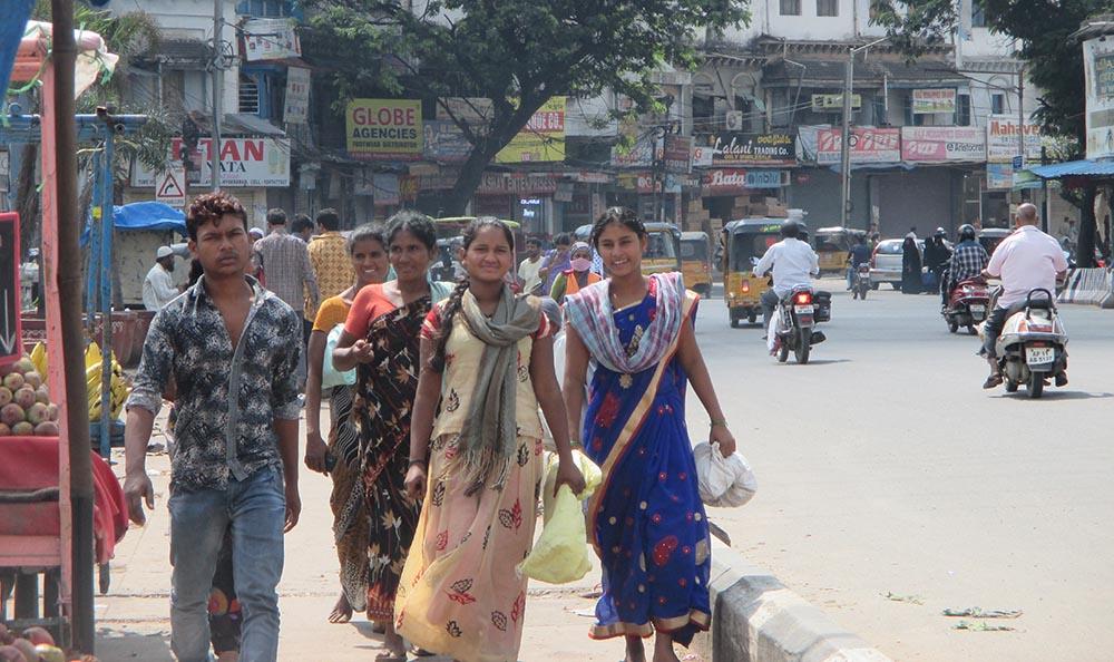 Primeras impresiones de India en nuestro paso por Hyderabad