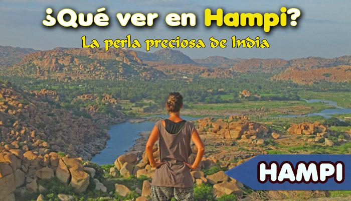 Destacado Qué ver en Hampi