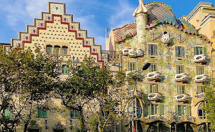 Top 10 de actividades en Barcelona. Casa Batlló