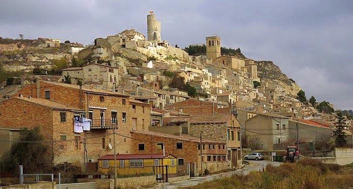 Los mejores pueblos medievales de Cataluña. Guimerà
