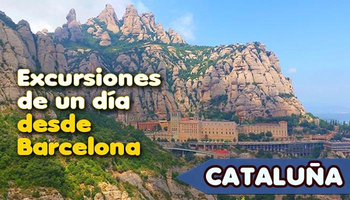 Las mejores excursiones de un día desde Barcelona
