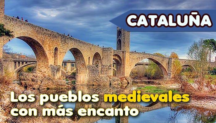 Los pueblos medievales con más encanto de Cataluña