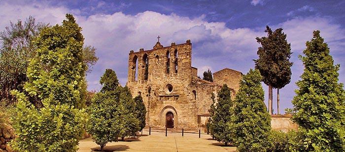 Los mejores pueblos medievales de Cataluña. Peratallada