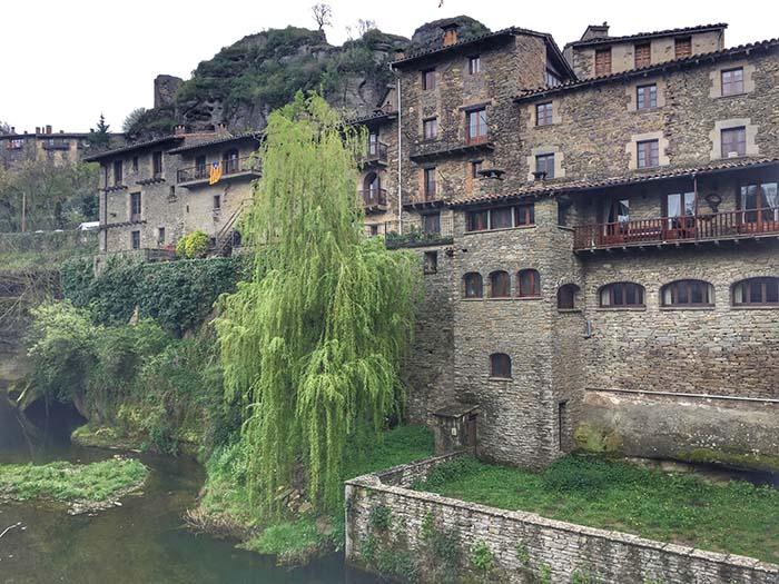 Rupit pueblos medievales con más encanto de Cataluña