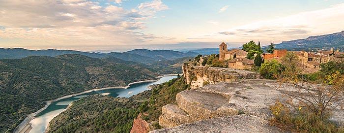 Top 9 pueblos bonitos de Cataluña. Siurana