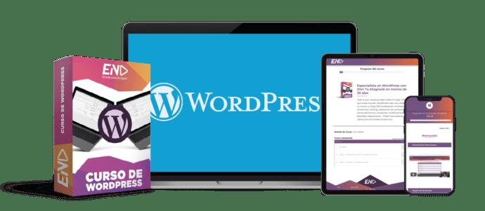 Curso de WordPress. Crea tu blog con DIVI