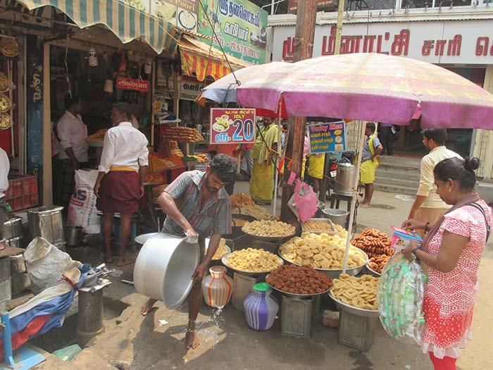 Madurai, ciudad antigua de Tamil Nadu en India