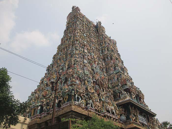 Qué ver y qué hacer en Madurai