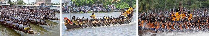 regata Nehru Trophy Snake Boat Race
