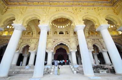 Palacio Thirumalai Nayak Mahal