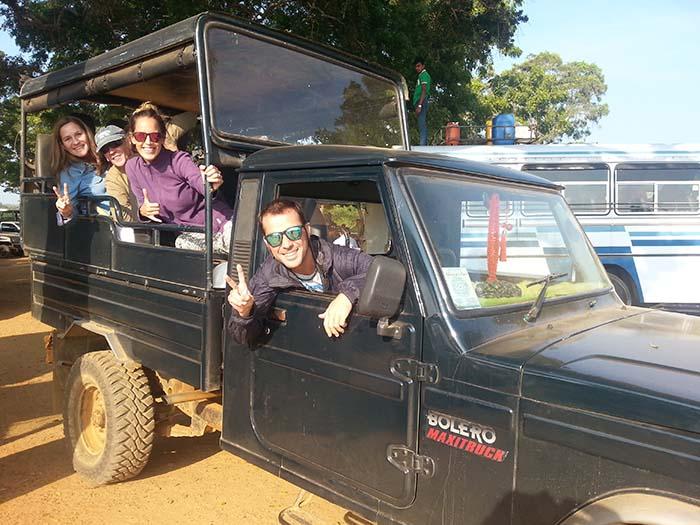 ¿Qué opciones de safari se pueden hacer en Yala?