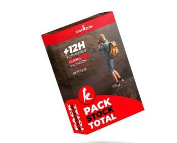 Vender fotos online Pack cursos stock total oferta