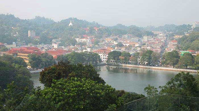 ¿Qué ver en Kandy? - El mirador de Kandy o Kandy Hill
