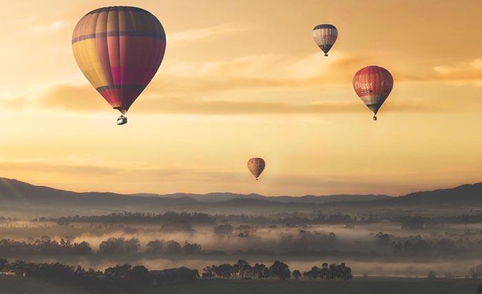 Paseo en globo por Sigiriya y/o Dambulla