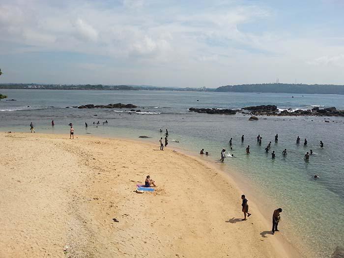¿Qué ver en Galle? Light House Beach