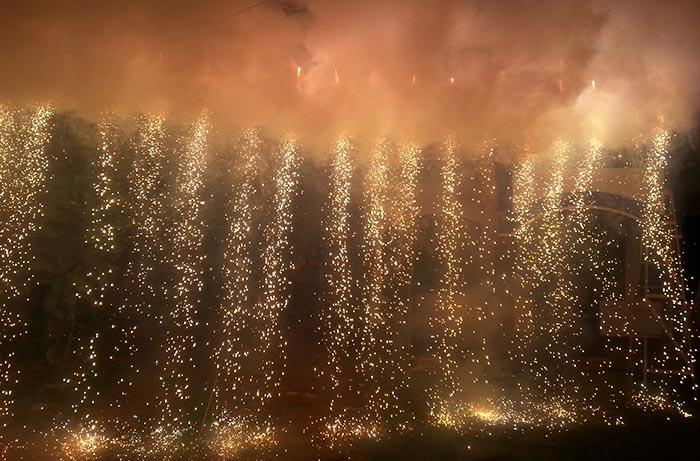 fin de año en Hikkaduwa Viviendoporelmundo
