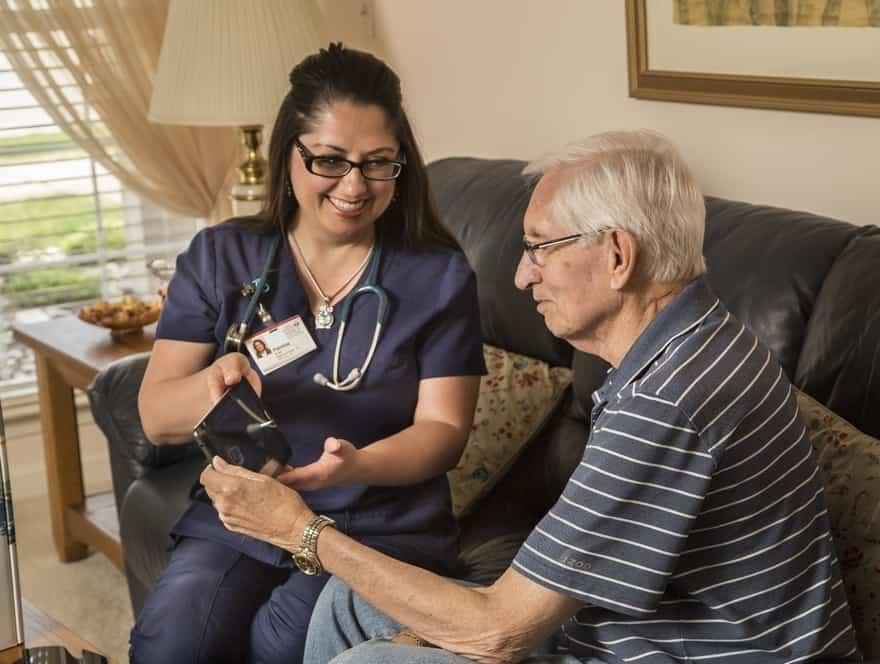 Trinity to expand advanced home health telemedicine system- ModernHealthcare.com- April 17, 2017