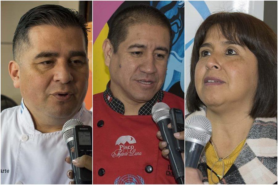 Taller de Cocina Peruana Criolla en Jujuy  Viv Jujuy
