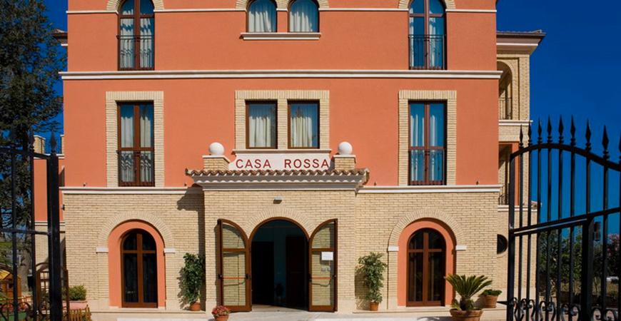 Hotel Casa Rossa  Alba Adriatica  Vivi LAbruzzo