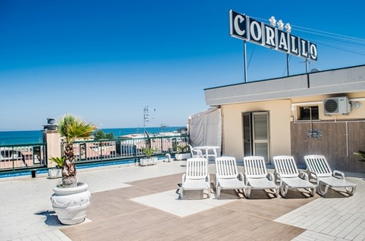 Hotel Corallo Giulianova Vivi L39Abruzzo