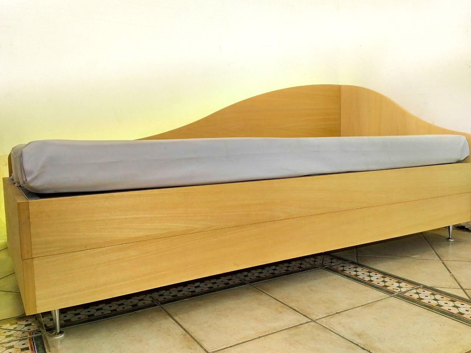Divano letto a castello New Dormeuse bed  vivilospazio