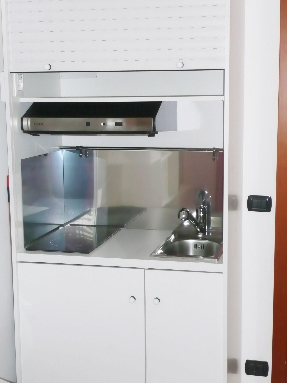 Cucine compatte da esterno  vivilospazio  mobili trasformabili
