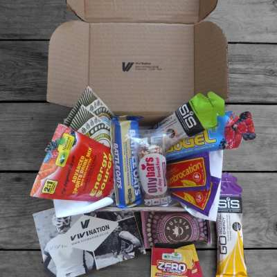 running subscription box