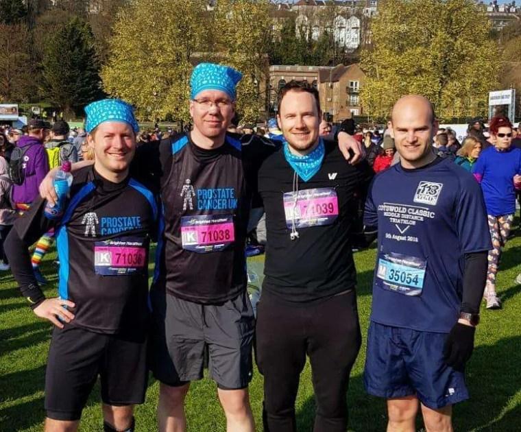 last 6.2 miles of a marathon