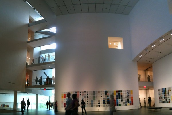 Moma Museum Of Modern Art - Vivi York