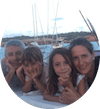 Familia Gerola Pla en Formentera