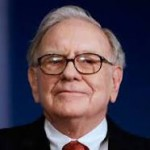foto de warren buffet