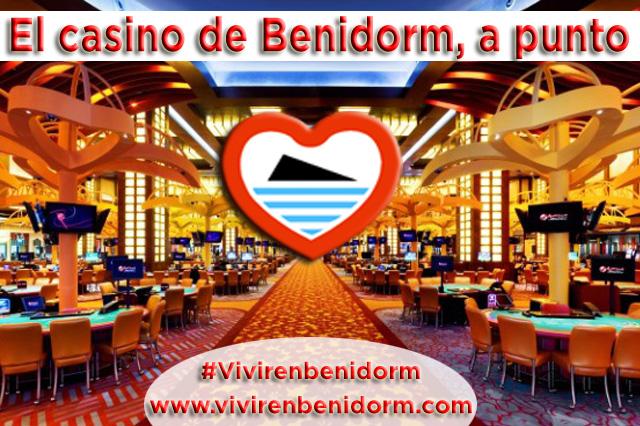 El casino de Benidorm a punto