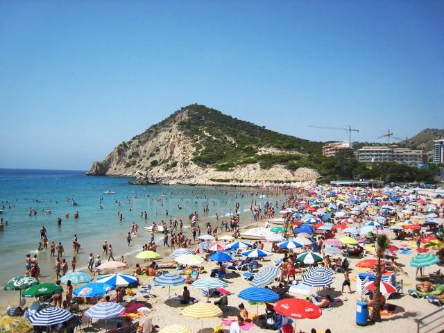 cala-de-finestrat-Benidorm playas beach