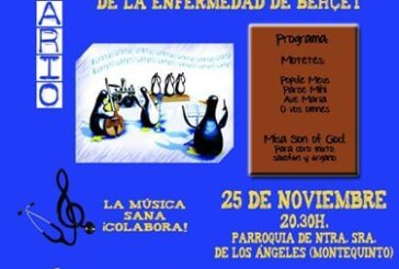 "Concierto Solidario del coro de la Upo, ""Fair Saturday"""