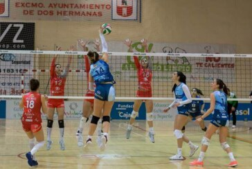 Derrota por 1-3 frente a Feel Volley Alcobendas