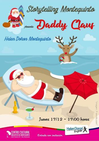 Storytelling Montequinto- Daddy Claus - Helen Doron English_09122020