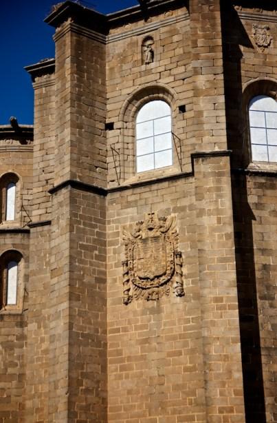 Conventual San Benito, Alcántara