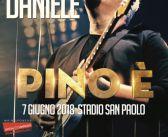 PINO È: il 7 giugno allo Stadio San Paolo di Napoli il più grande tributo live della musica italiana a Pino Daniele