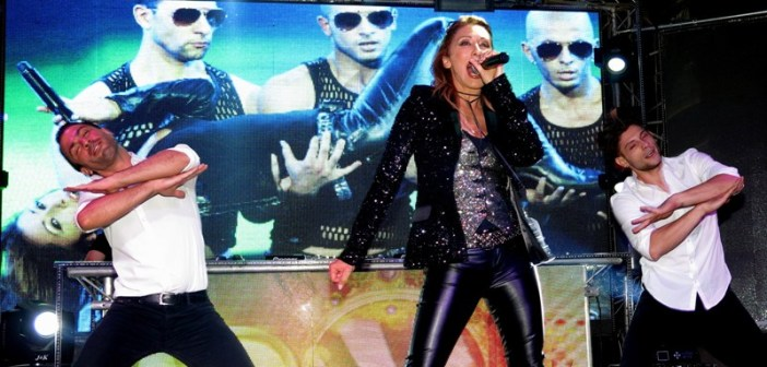 "Pride 2018: Sabrina Salerno al Qube con il party ""Adoro love edition"""
