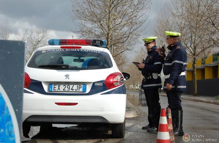 polizia locale alt