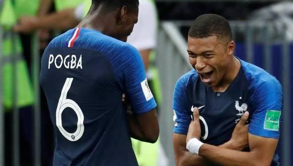 La Francia Africana vince il mondiale 2018!