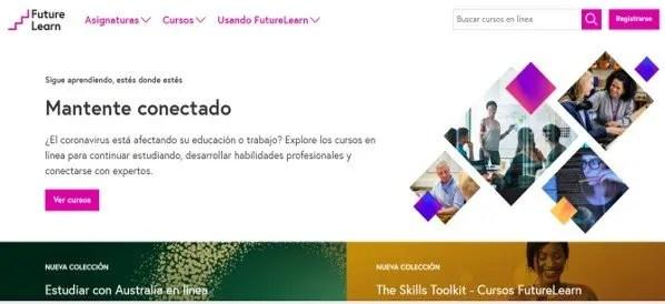 Future Learn: Curso online para aprender inglés