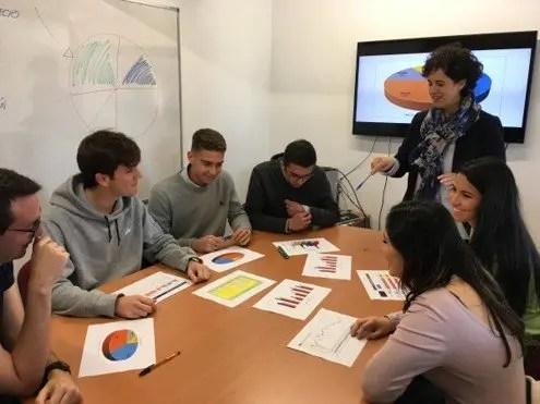 Estudiantes máster Universidad de Murcia
