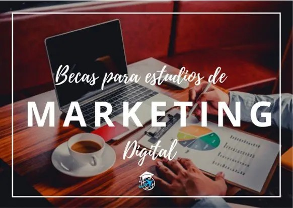 becas marketing digital