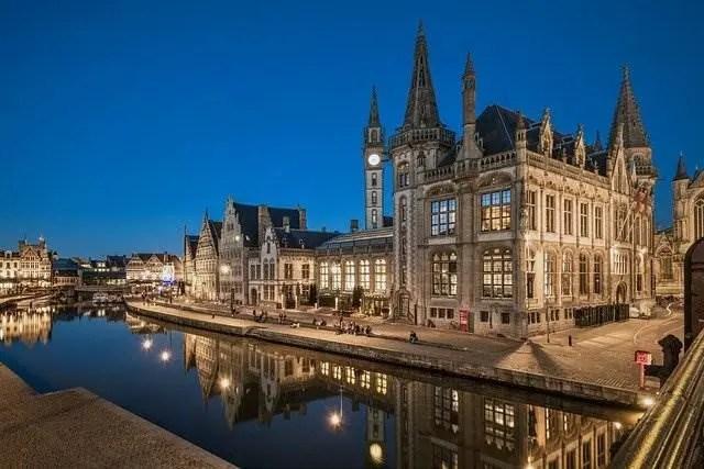 Beca Master Mind para estudiar en Bélgica