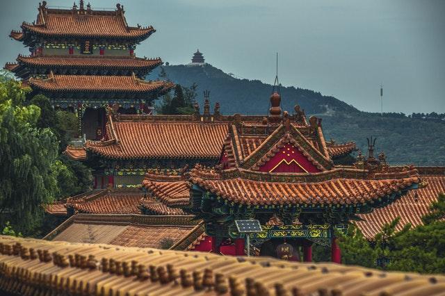 becas para colombianos en China