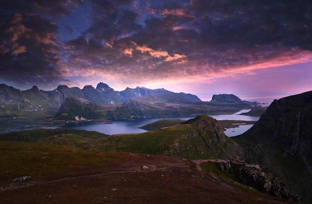 Becas maestría en Noruega de tarde