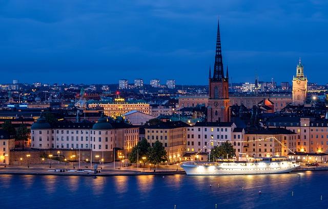 Estudia tu maestría en Suecia