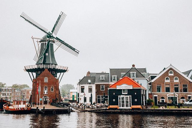 Becas para maestrías en Holanda